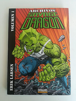 Files Savage Dragon Vol 1