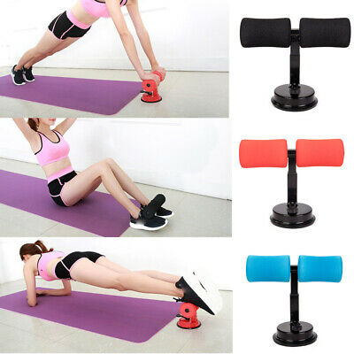 Adjustable Suction Cup Sit-up Push Up Bars Stand Press Pull Gym Fitness Exercise
