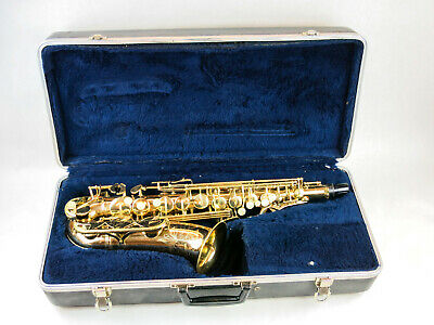 Used Conn Alto Saxophone Former Student N97034 No Neck/mouthpiece Parts/restore Musical Instruments & Gear