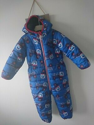 Next boy snowsuit 3-4 years VGC
