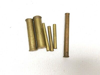Lot of Brass and Copper Punches