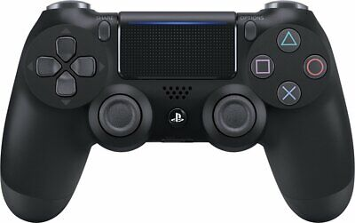 Sony Dualshock 4 Wireless Controller Sony PLAYSTATION 4 Tiefschwarz