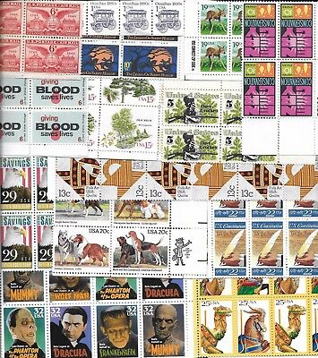 Stamps USA postage stamps $200 FACE value lot of unused discount postage USA