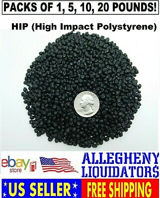High Impact Polystyrene Sheet 2x457x254 Black HIPS
