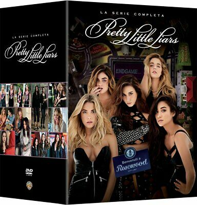 Pretty Little Liars - La Serie Completa 36 Dvd - Stagioni 1-7 Nuovo Italiano
