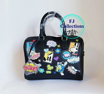 Disney Parks Mickey Mouse & Friends Comic Bag New with Tags