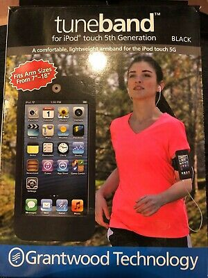 Tuneband for iPod touch 5th Generation Black FAST FREE SHIPPING