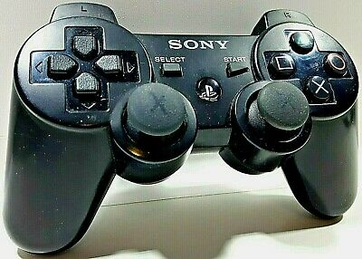 AS IS DUALSHOCK 3 SixAxis Wireless Controller Sony Playstation 3 PS3 CECHZC2U