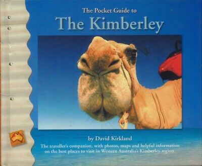 The Pocket Guide to the Kimberley BOOK Travel Western Australia