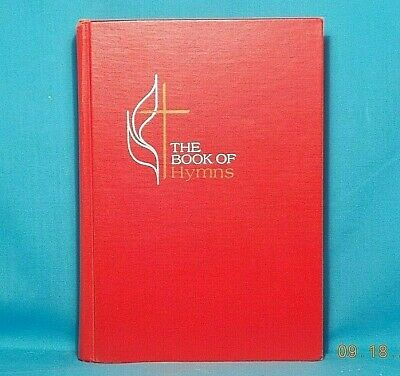 THE BOOK of HYMNS ( Methodist ) / Copyright Date 1961 , 1966 / CHURCH HYMNAL