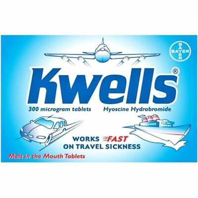 Kwells Travel Sickness - 12 Tablets