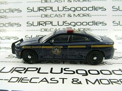 Greenlight 1//64 New York State Police Dodge Charger Hot Pursuit S 23  42800 E