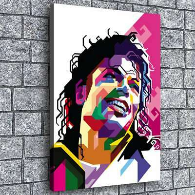 "12""x16""Abstract color Michael Jackson HD Canvas Prints Home Decor Wall art Photo"