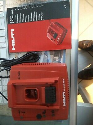 1 chargeur  hilti neuf  c 4/36 acs ( charger,  carricatore  ladegerät)