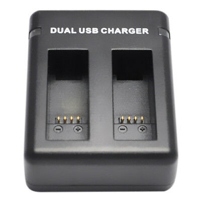 AHDBT-501 USB Dual Charger For GoPro Hero 5 Black Z3A3