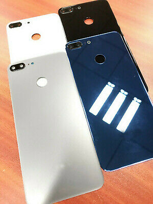 For Huawei Honor 9 Lite Rear Glass Battery Back Cover Housing Adhesive Camera UK