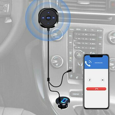 AUX-in USB Car Kit Transmitter Wireless Bluetooth MP3 Player Magnetic Handsfree
