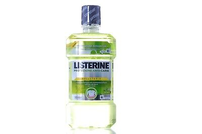 Listerine Green Tea collutorio anti-carie  500ml