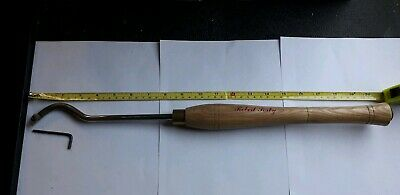 Robert sorby wood turning hollowing tool