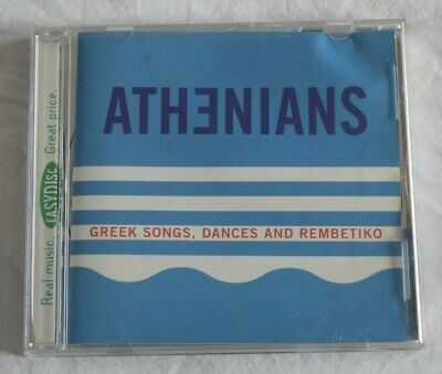 ATHENIANS : GREEK Popular Music CD - $3 89 | PicClick