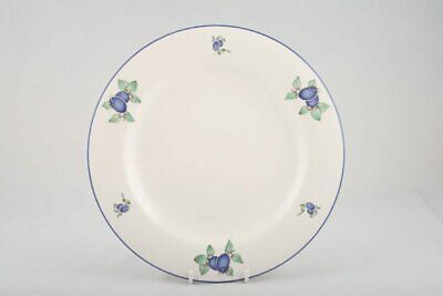 Royal Doulton - Blueberry - T.C.1204 - Dinner Plate - 99786G