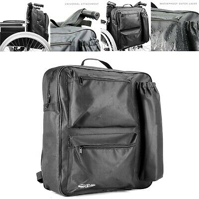 Multifunctional Waterproof Wheelchair Bag Mobility Scooter Storage Shopping #Z2