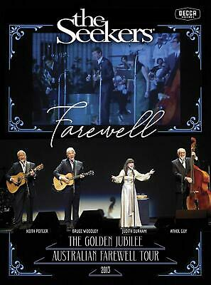 The Seekers - Farewell - New DVD - Released 17/05/2019