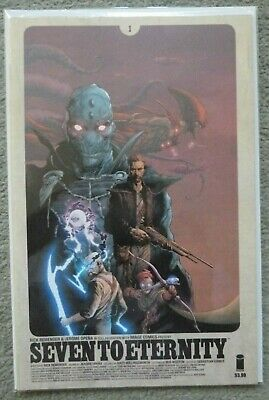 "Seven To Eternity #1 ""A""..Rick Remender/Jerome Opena..image 2016 1St Print..vfn+"