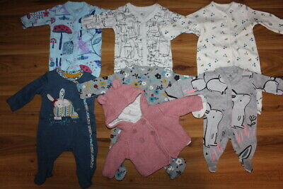 NEXT M&S Mothercare girls bundle first size / newborn *I'll combine postage*(24)