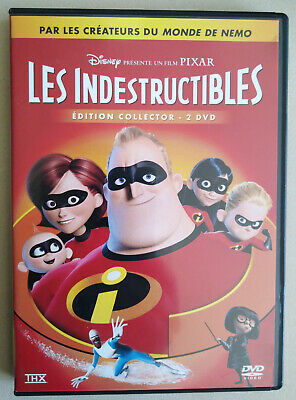 DVD Walt Disney - Les Indestructibles n°78
