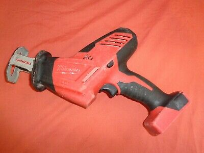 Milwaukee C18HZ M18 18V Compact Hackzall Jig Reciprocating Saw Body Only