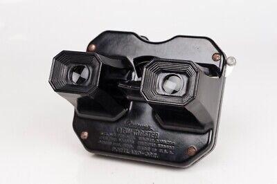 Sawyers View-Master 3-D viewer black bakelite Model C.