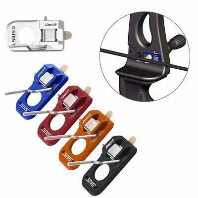 DECUT Archery Magnetic Arrow Rest Recurve Bow Riser Left Right Hand Bow Hunting