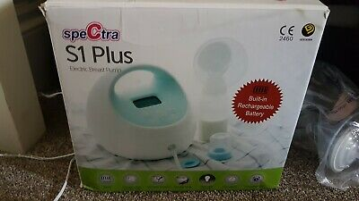 Spectra s1 plus breast pump Electric Portable Single Or Double New