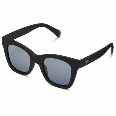 75069a6577 Quay After Hours Sunglasses Cat Eye Frames Matte Black Smoke - Authentic