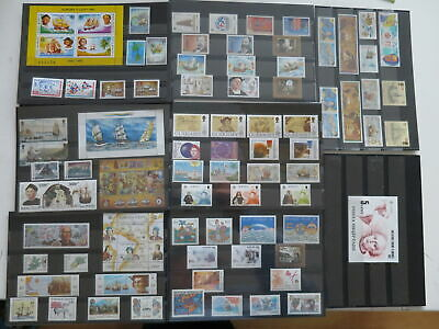 CEPT 1992 COLLECTION** ANNEE COMPLETE sf 3 timbres, yc 2 BLOCS  c 324€ /cJ731