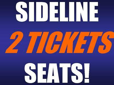 2 of 4 Tickets Chicago Bears Green Bay Packers 9/5