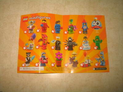 New Lego 71021 Minifigures Party Series 18 - PICK YOUR MINIFIGURES **READ**
