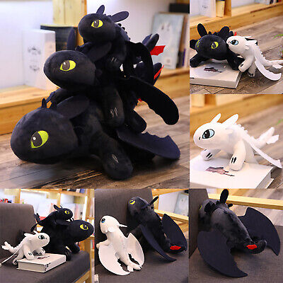 Soft Toys How To Train Your Dragon Toothless Night Fury Kids Plush Doll Gift Hot
