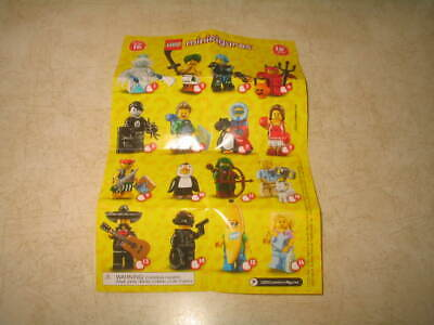 New Lego 71013 Minifigure Series 16 - PICK YOUR MINIFIGURES **READ**