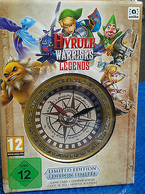 Nintendo-Jeu 3Ds-Hyrule Warriors Legends En Edition Limitee=A/Boussole -Neuf!!!!