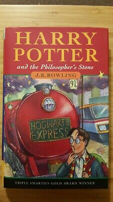 Harry Potter and the Philosopher's Stone by J. K. Rowling (Paperback, 1997)