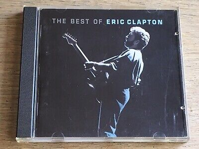 The Best of Eric Clapton - The Greatest Hits - CD Album - Cream