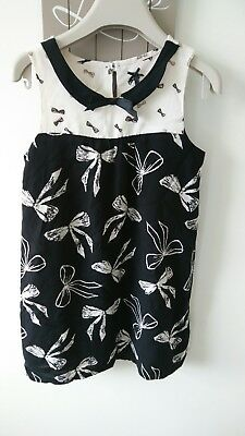 Next girl summer party holiday dress 6 years great condition