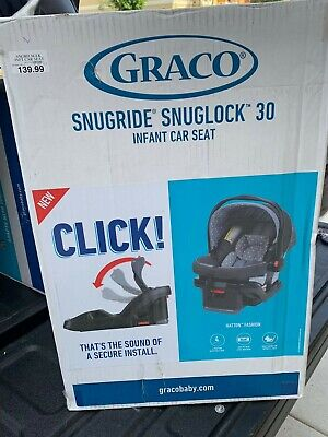 Graco SnugRide Click Connect 30 1887455 Car Seat