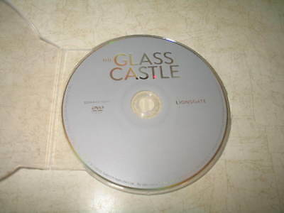 The Glass Castle (DVD, 2017) **DVD DISC ONLY** **READ**
