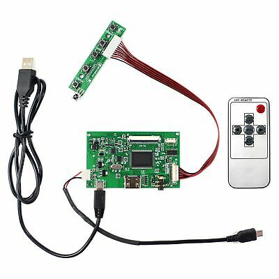 "Fit To Raspberry Pi HDMI Controller Board For 7"" 1024X600 50Pin LCD Screen"
