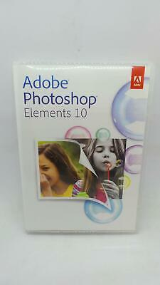Adobe PhotoShop Elements 10: Full Version Windows & Mac with Serial Number