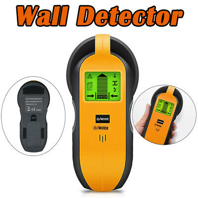 4in 1 Digital Wood Metal Stud Center Finder AC live Wire Detector Wall Scanner