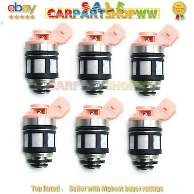 4pcs Fuel Injector nozzle JS20-1 For Nissan Pathfinder Pickup Quest 3.0L V6